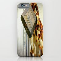 iPhone & iPod Case featuring Padlocked (Macro) by Chris' Landscape Images of Australia