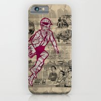 iPhone & iPod Case featuring US AND THEM by Beast Syndicate