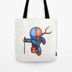 PlushStroke Tote Bag