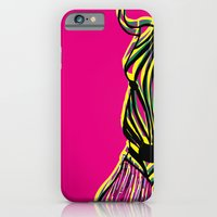 Seeing Zebra iPhone 6 Slim Case