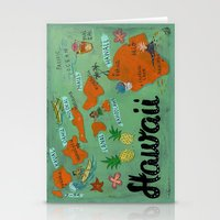 HAWAII Stationery Cards