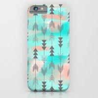Watercolor Arrows iPhone 6 Slim Case