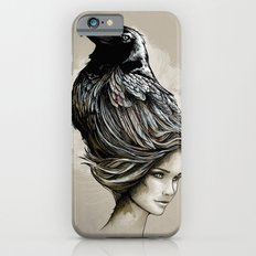 Raven Haired Slim Case iPhone 6s