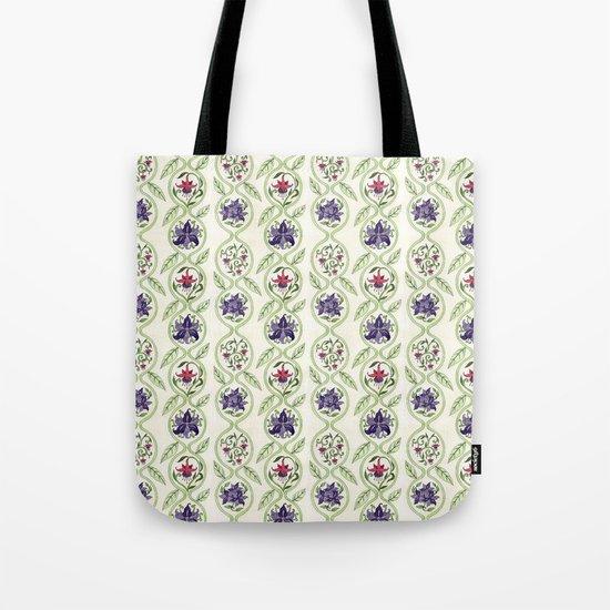 Nouveau Florals Tote Bag