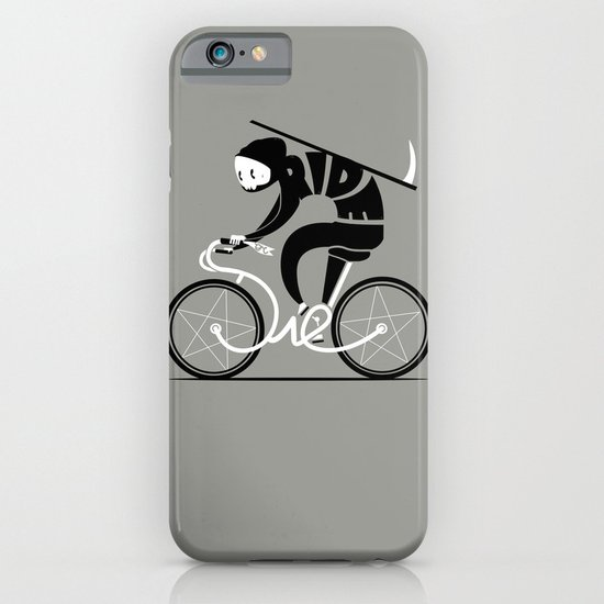 Ride or die iPhone & iPod Case