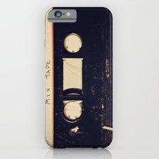 mix tape iPhone 6 Slim Case