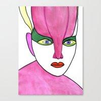 Cora (previous Age) Canvas Print