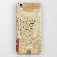 ə-ˈdik-shən iPhone & iPod Skin