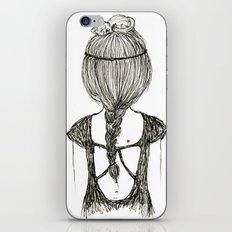 Cat Girl iPhone & iPod Skin