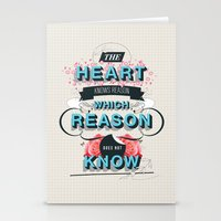 The Reason Stationery Cards