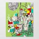 Eco Wall Canvas Print