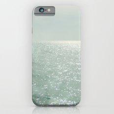 The Silver Sea Slim Case iPhone 6s