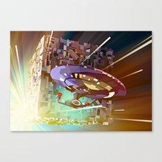 Futile Canvas Print