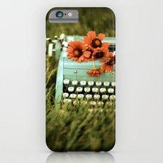 Loveletters iPhone 6 Slim Case