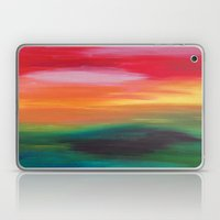 Whats behind the next hill? Laptop & iPad Skin