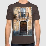 T-shirt featuring Sicilian Facade Of Taorm… by CAPTAINSILVA