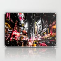 New York City Night II Laptop & iPad Skin