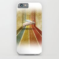 Porco volante  iPhone 6 Slim Case