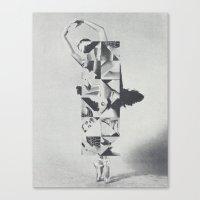 Diamond Dancer Canvas Print