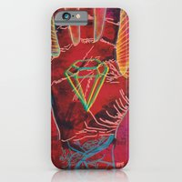 iPhone & iPod Case featuring it's already in me by Estelle F