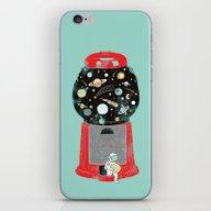 My Childhood Universe iPhone & iPod Skin