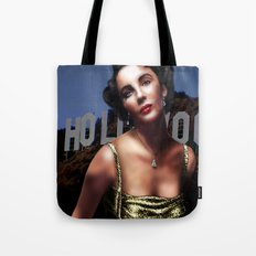 Liz Taylor Tote Bag