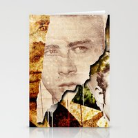 Jame Dean - Grunge Style… Stationery Cards