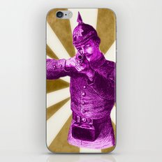 Pink Soldier iPhone & iPod Skin