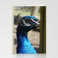 Mr Peacock Stationery Cards