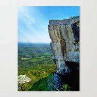 Lover's Leap Canvas Print