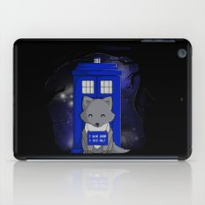Bad Wolf iPad Case