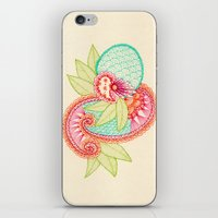 Arabesque #1 iPhone & iPod Skin
