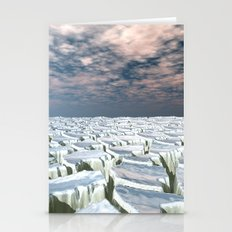Fragmented Landscape Stationery Cards