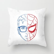 Great Responsibility Throw Pillow