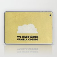 We need more vanilla clouds. Laptop & iPad Skin