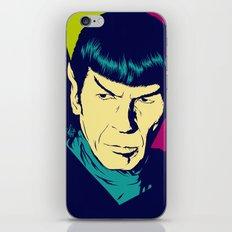 Spock Logic iPhone & iPod Skin