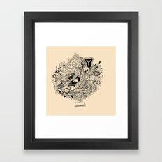 Harry Potter Framed Art Print