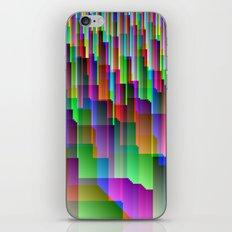 port16x10e iPhone & iPod Skin
