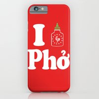I Heart Pho iPhone 6 Slim Case