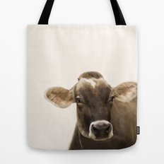 Cow  Tote Bag