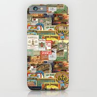 iPhone & iPod Case featuring Labels by Gonzi