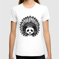 Mixed Identity Womens Fitted Tee White SMALL