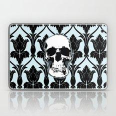 Skull Print Laptop & iPad Skin