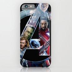 The Avengers 2 iPhone 6s Slim Case
