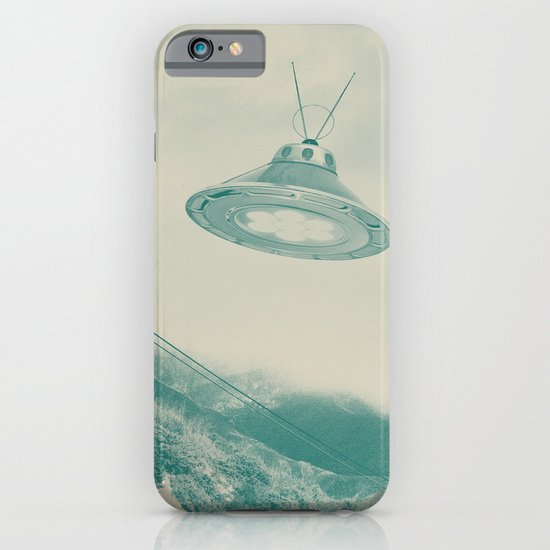 UFO II iPhone & iPod Case