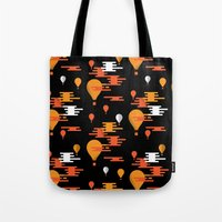 Travel - Hot Air Tote Bag