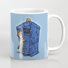 It's B-I-Double g-ER on the Inside Mug