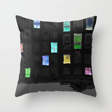 Amsterdam 29 Throw Pillow