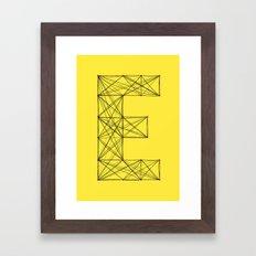 Ersilia Framed Art Print