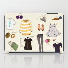 My (...not so new) spring wardrobe! iPad Case